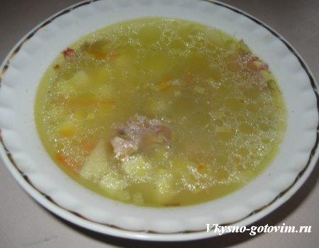Вкусный рисовый суп рецепт